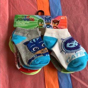 PJ Masks Boys Socks